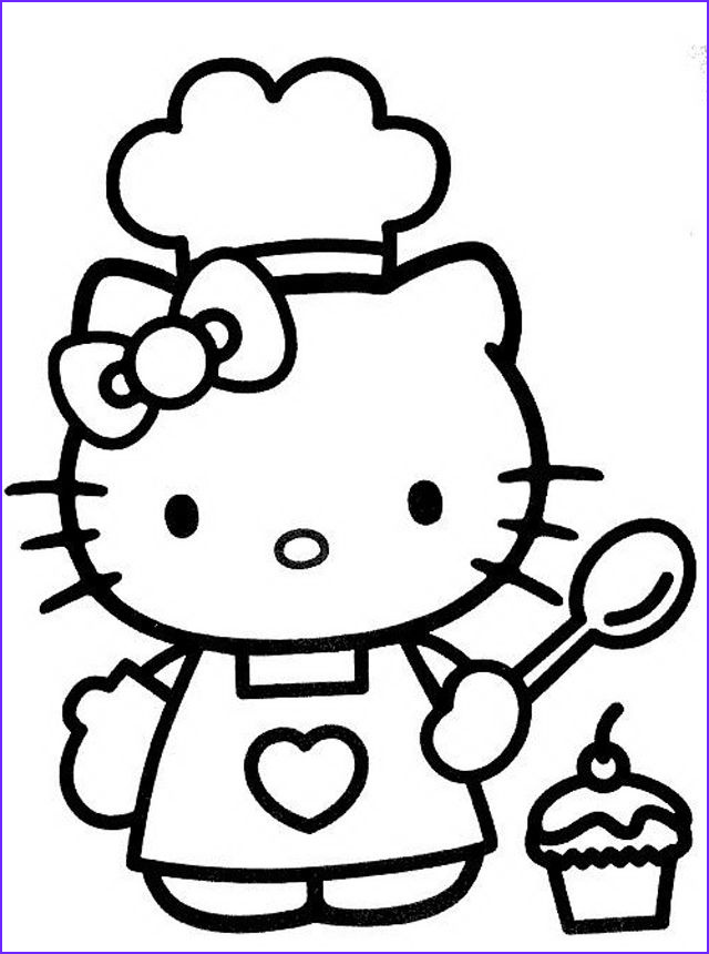 Hello Kitty Coloring Pages Pdf Beautiful Photos Cool Hello Kitty Coloring Pages and Print for