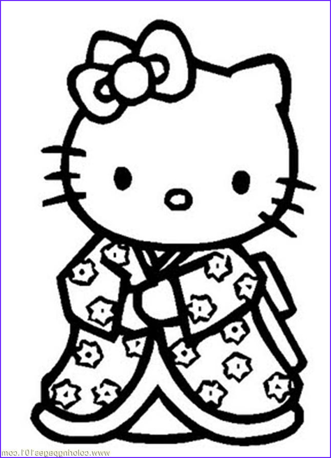 hello kitty coloring pages pdf sketch templates