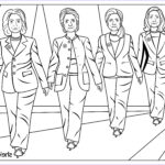 Hillary Clinton Coloring Book Beautiful Image The Hillary Clinton Coloring Book That Will Soothe Your