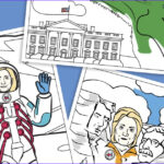 Hillary Clinton Coloring Book New Images This Hillary Clinton Coloring Book From Sheknows Reminds