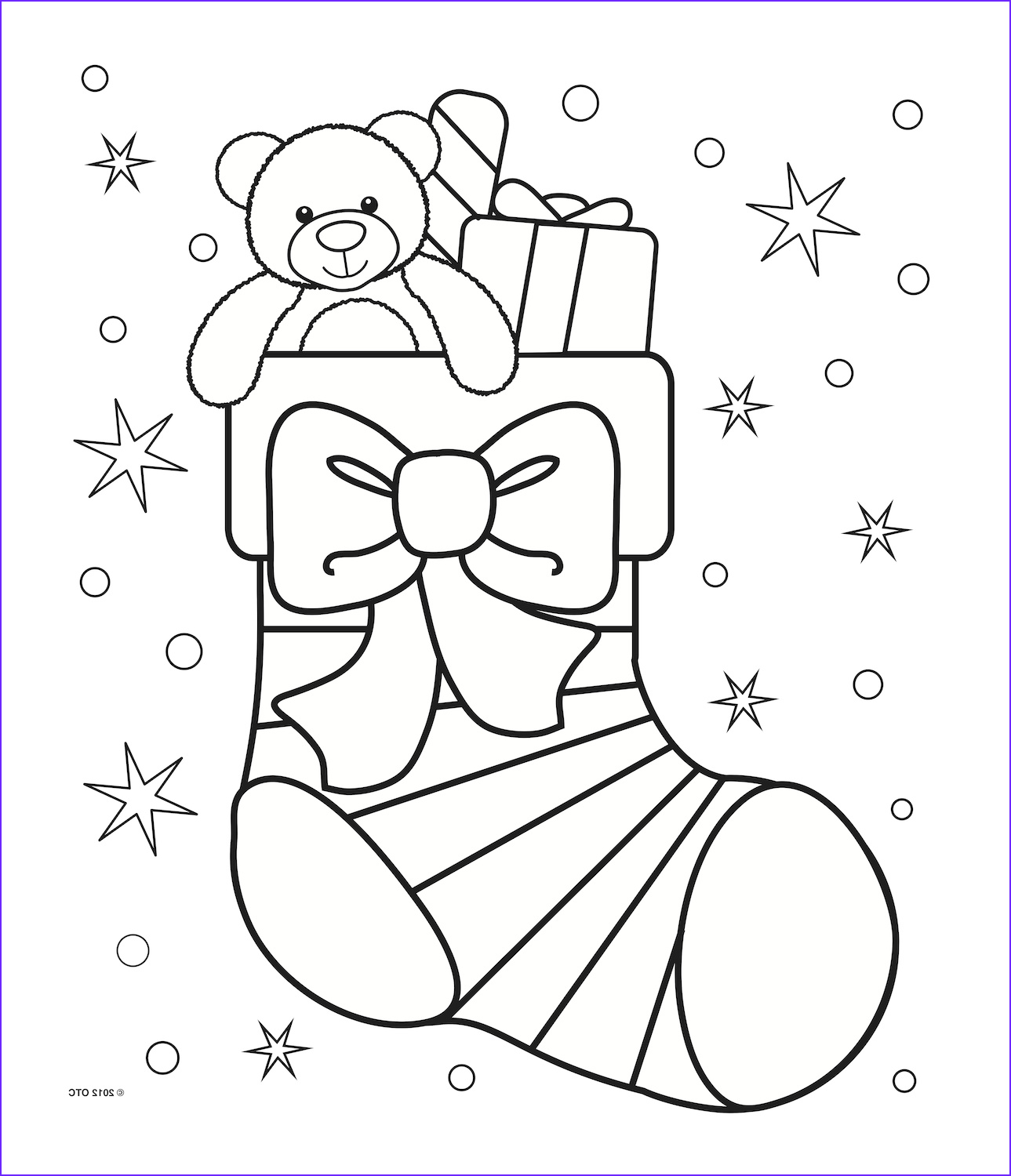 Holiday Coloring Book Beautiful Collection Christmas Coloring Pages