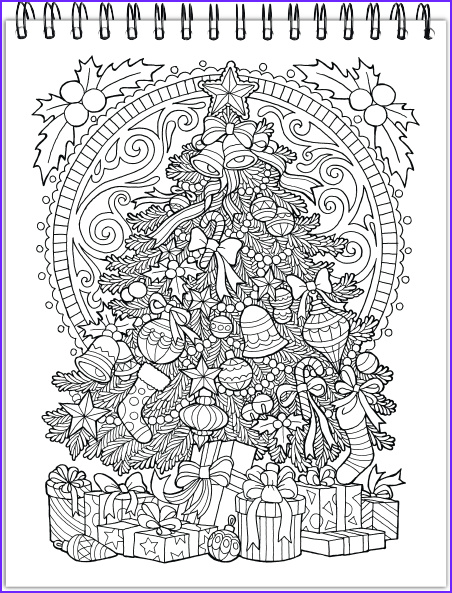 Holiday Coloring Book Luxury Photos Christmas Coloring Book Hardback Covers & Artist Paper by