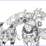 Horse Coloring Book For Adults Luxury Images 47 Best Images About Horse Coloring Pages On Pinterest