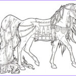 Horse Coloring Book For Adults Unique Photography Free Printable Horse Coloring Pages For Adults