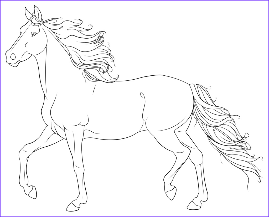 horse abstract coloring pages for adults sketch templates