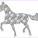 Horse Coloring Pages for Adults Cool Stock Free Printable Horse Coloring Pages for Kids