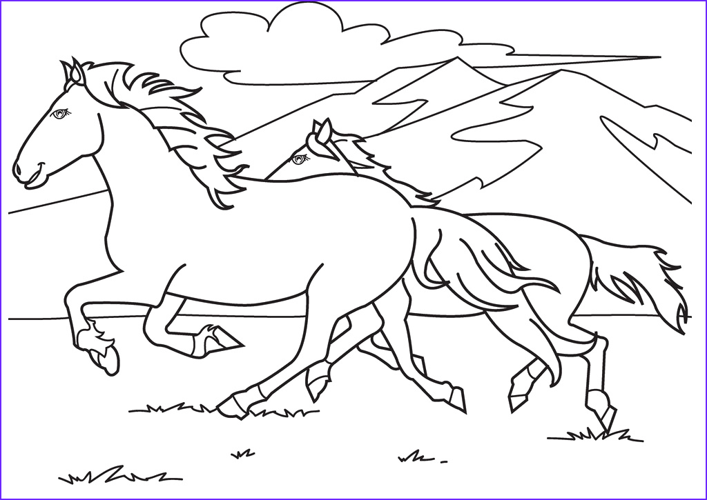 Horse Coloring Pages New Photography Horse Coloring Pages Bestofcoloring