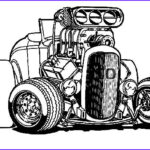 Hot Rod Coloring Pages Cool Stock 1091 Best Dap Of Drawings Of Cars & Rods 5 Images On
