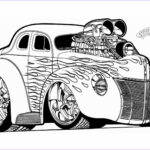 Hot Rod Coloring Pages Luxury Collection Hot Wheels Hot Rod Coloring Page