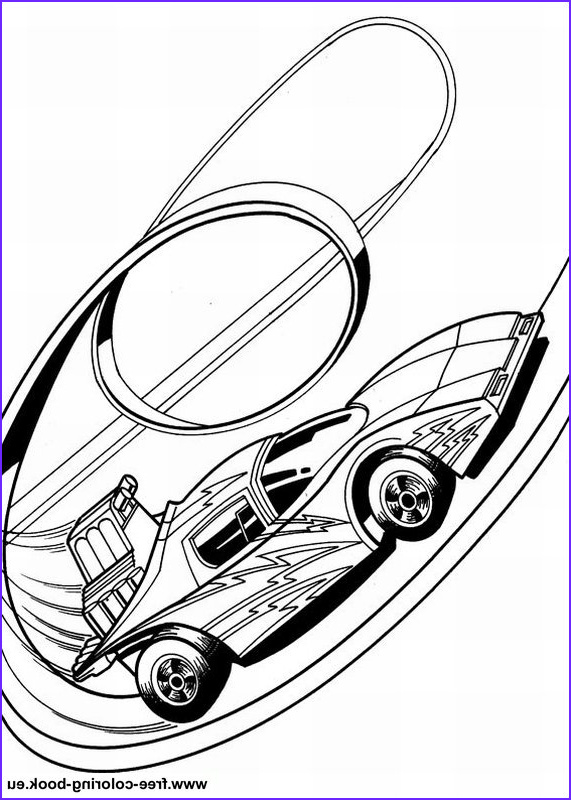 coloring pages hot wheels 1