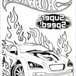Hot Wheels Coloring Book Awesome Collection Hot Wheels Coloring Page