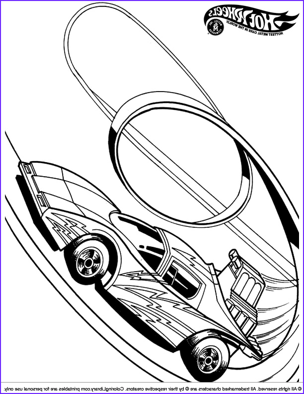 Hot Wheels Coloring Book Best Of Photos Hot Wheels Color Coloring Home