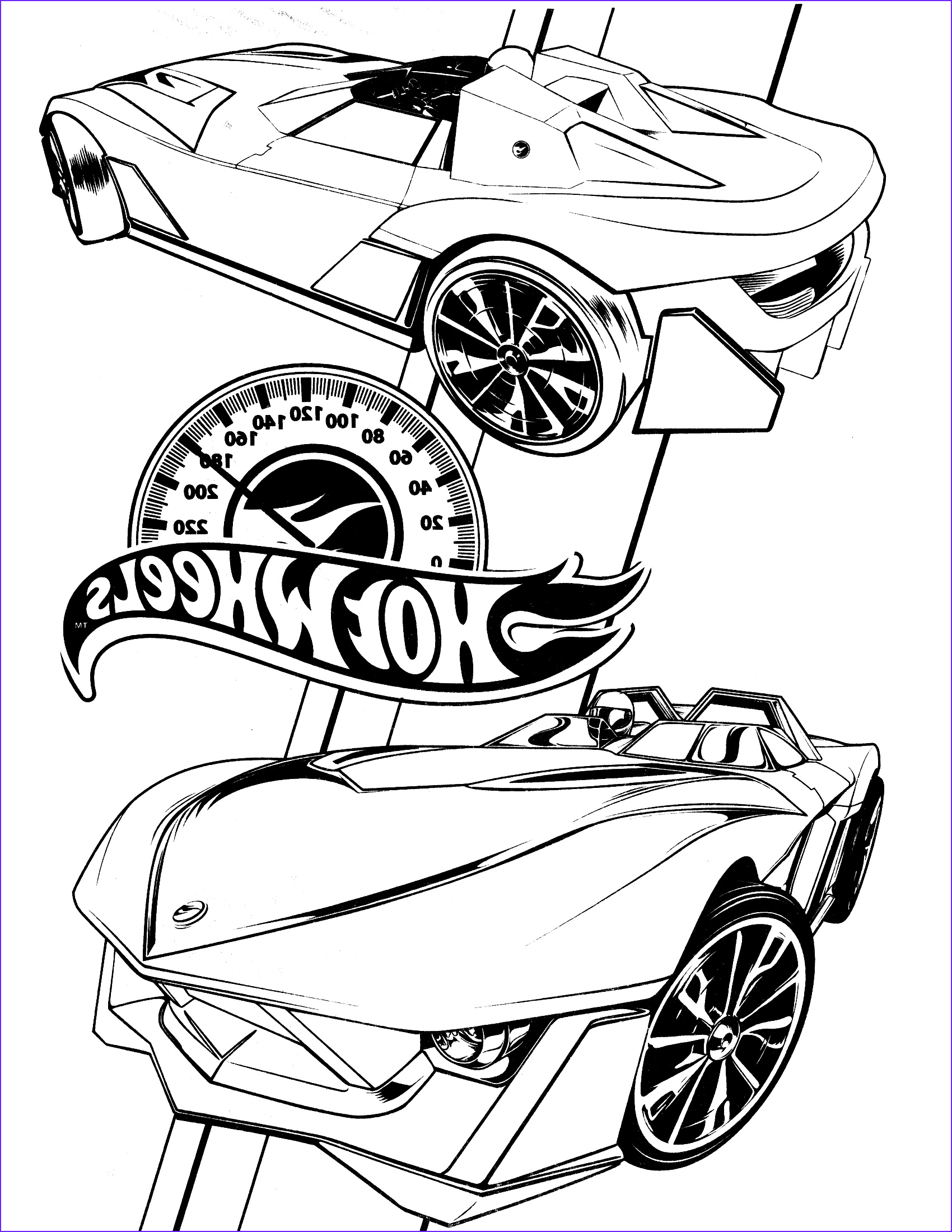 Hot Wheels Coloring Book Luxury Gallery Free Printable Hot Wheels Coloring Pages for Kids