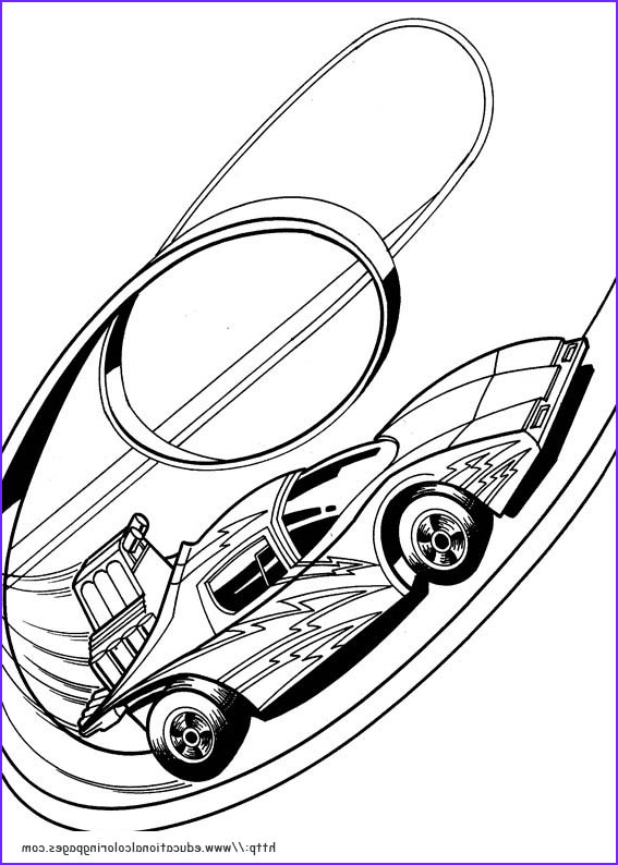 Hot Wheels Coloring Book Luxury Image Hot Wheels Coloring Pages Free for Kids