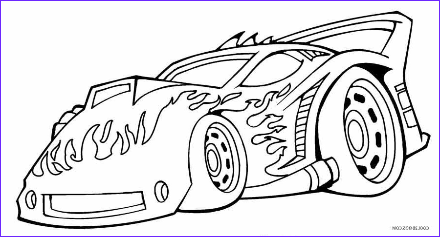 Hot Wheels Coloring Elegant Collection Printable Hot Wheels Coloring Pages for Kids