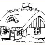 House Coloring Book Beautiful Photos Free Printable House Coloring Pages For Kids