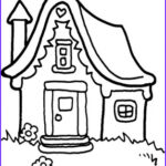 House Coloring Book Best Of Collection Log Cabin Coloring Page