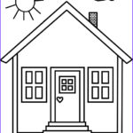 House Coloring Book Cool Photos People And Jobs Coloring Pages For Kids Houses Colouring
