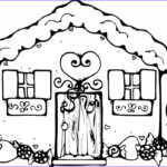 House Coloring Book Elegant Gallery Free Printable House Coloring Pages For Kids