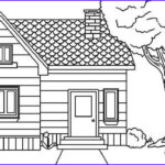 House Coloring Book Inspirational Photos House Coloring Pages