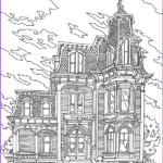 House Coloring Book Luxury Images Pin By Muse Printables On Adult Coloring Pages At