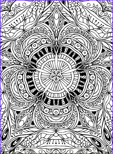 How to Color Adult Coloring Books Beautiful Collection Free Adult Coloring Book Pages In Printable Pdfs Craftfoxes