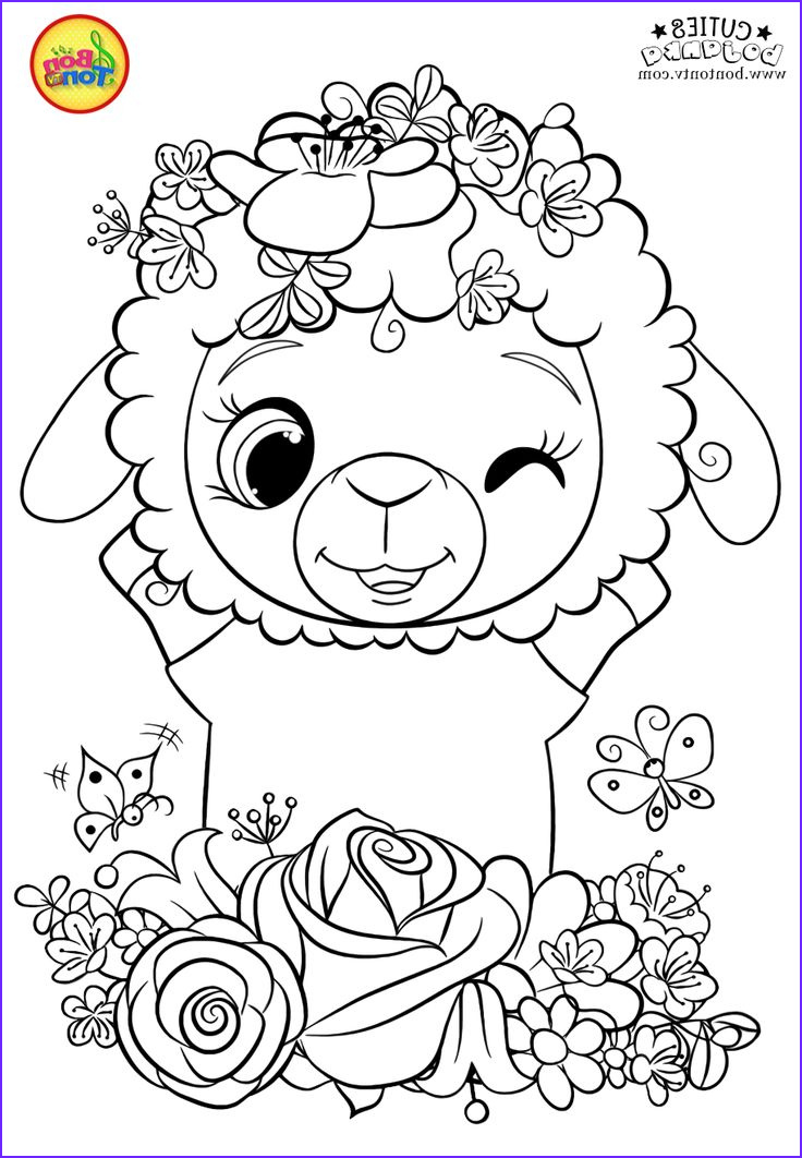 I Coloring Pages New Photography Cuties Coloring Pages for Kids Free Preschool Printables