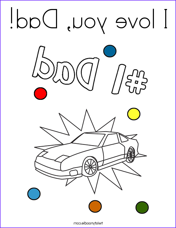 i love you dad 299 coloring page