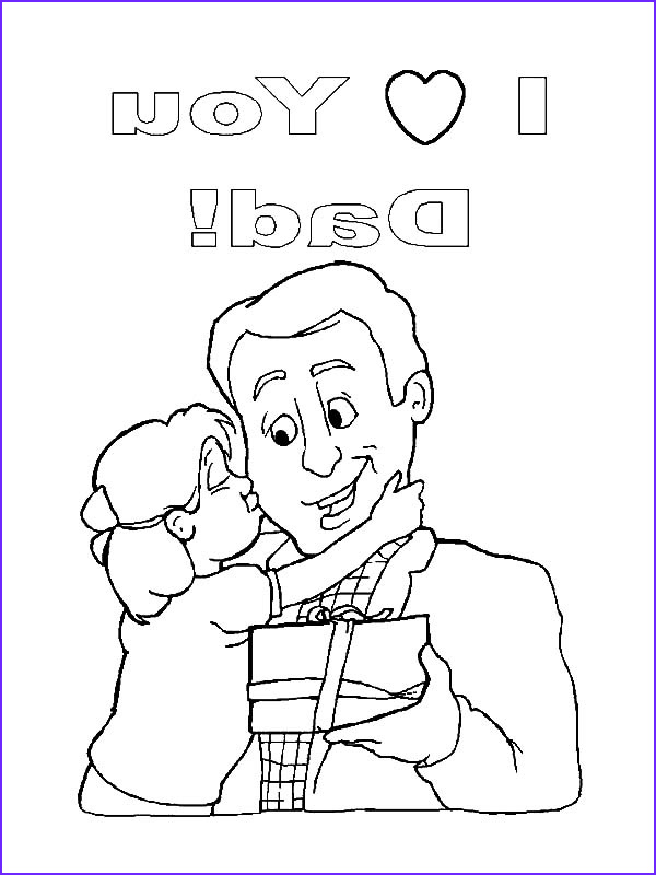 I Love My Daddy Coloring Pages Cool Gallery the Best Place for Coloring Page at Coloringsky