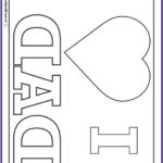 I Love My Daddy Coloring Pages Elegant Images 35 Fathers Day Coloring Pages Print And Customize For Dad
