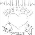 I Love My Daddy Coloring Pages New Photos Pin By Helene Habib On Daddy