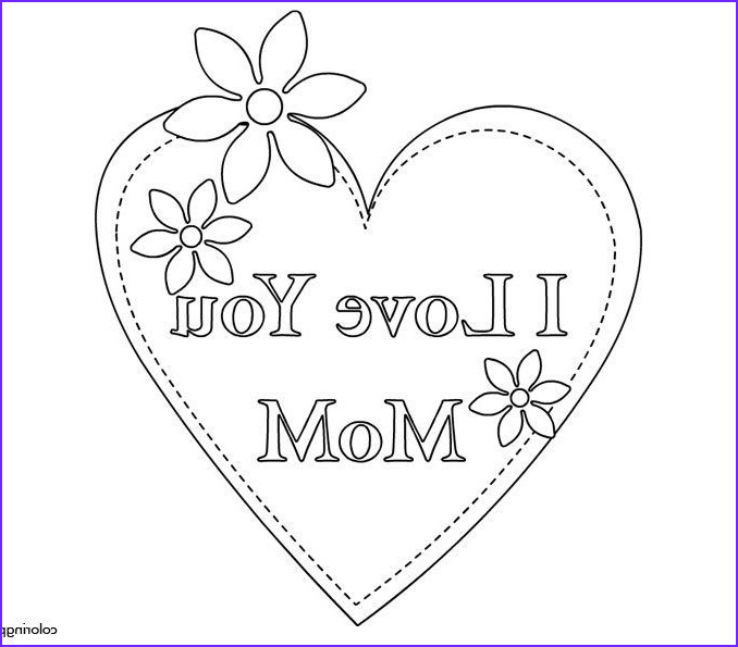 I Love My Mommy Coloring Pages Cool Photos I Love You Mom Coloring Pages I Love You Mommy Coloring