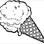 Ice Cream Cones Coloring Page Cool Photos Free Printable Ice Cream Coloring Pages For Kids