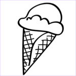 Ice Cream Cones Coloring Page Elegant Gallery Free Printable Ice Cream Coloring Pages For Kids