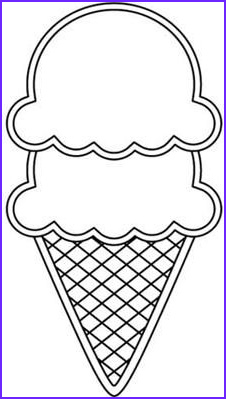 Ice Cream Cones Coloring Page Elegant Photography 499 Best Images About Para Pintar On Pinterest