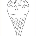 Ice Cream Cones Coloring Page Elegant Stock Free Printable Ice Cream Coloring Pages For Kids