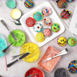 Icing Coloring Beautiful Image Icing Colors and Shades Tips and Food Coloring Chart
