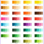 Icing Coloring Chart Beautiful Images Mixed Colors Chart Food Coloring Chart Helps