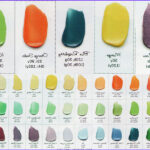 Icing Coloring Chart Best Of Photos Delicious Colors