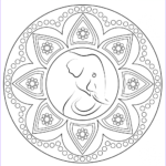 Indian Elephant Coloring Pages Printable Beautiful Photography Indian Elephant Coloring Pages At Getcolorings