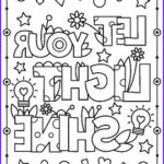 Inspirational Coloring Pages Luxury Gallery Inspirational Coloring Book Positive Affirmations And