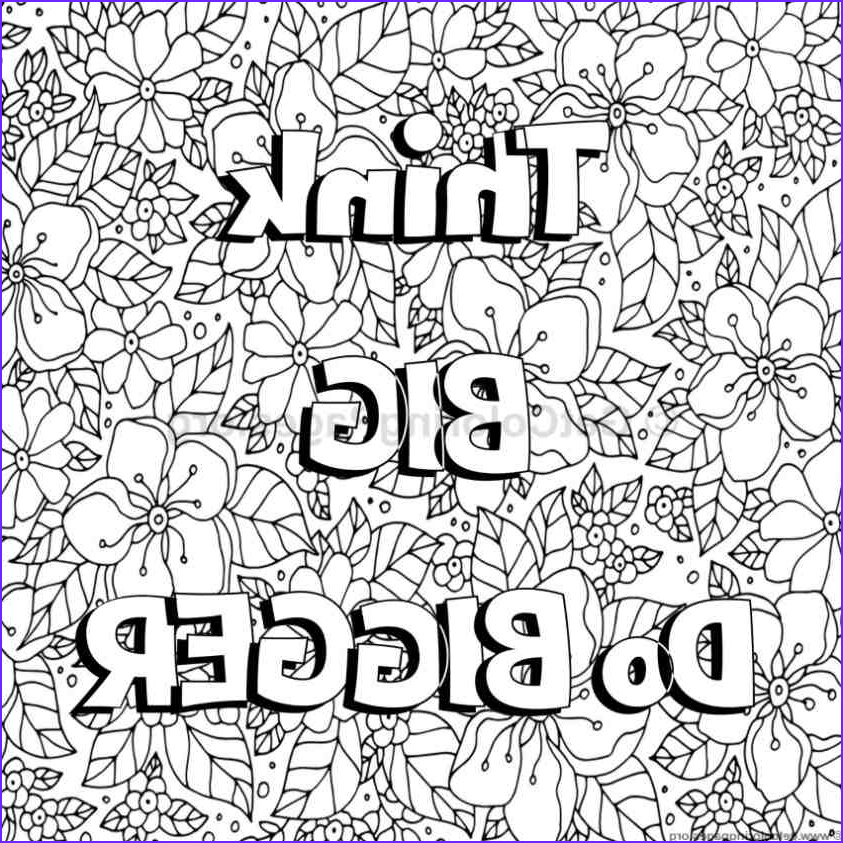 Inspirational Quotes Coloring Pages Cool Photos Inspirational Word Coloring Pages 64 – Getcoloringpages