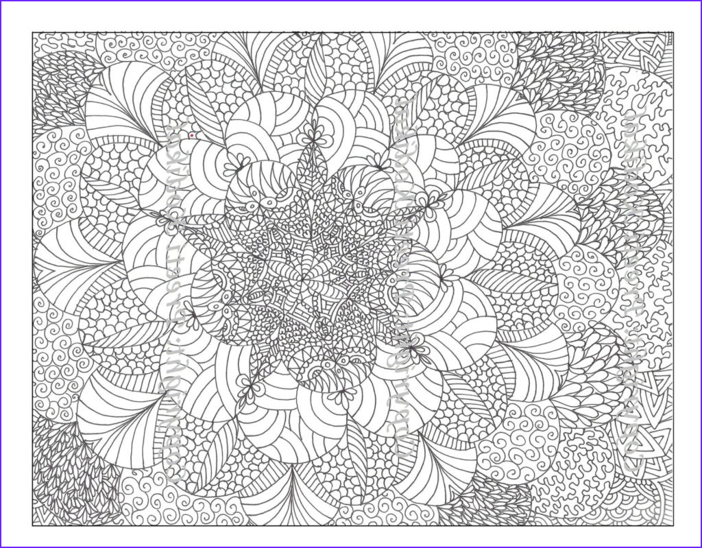 Intricate Coloring Book Luxury Image 46 Free Printable Intricate Coloring Pages Coloring Pages