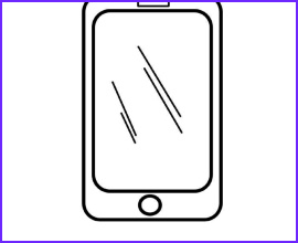 iPhone Coloring Pages Elegant Images iPhone Coloring Pages Clipart Best