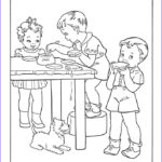 Is Food Coloring Safe To Eat Unique Collection Kids Eating Bread With Peanut Butter Coloring Pages