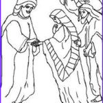 Isaac And Rebekah Coloring Pages Cool Image My Children S Curriculum Isaac And Rebekah