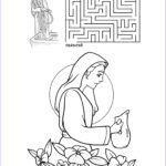 Isaac And Rebekah Coloring Pages Elegant Photos Lesson A Bride For Isaac