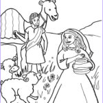 Isaac And Rebekah Coloring Pages Luxury Gallery 27 Best Isaac Images On Pinterest