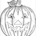Jack O Lantern Coloring Pages Beautiful Images Jack O Lantern Coloring Page