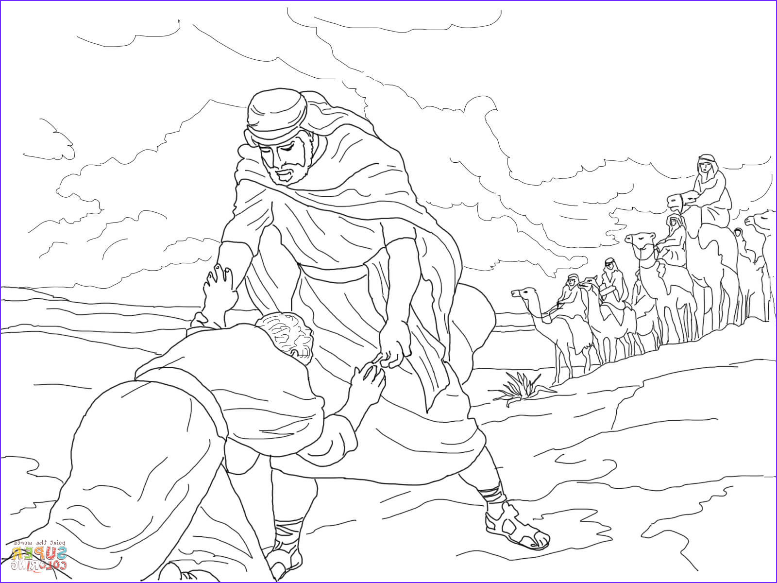 Jacob And Esau Coloring Pages New Photos Jacob Esau Printable Coloring Pages